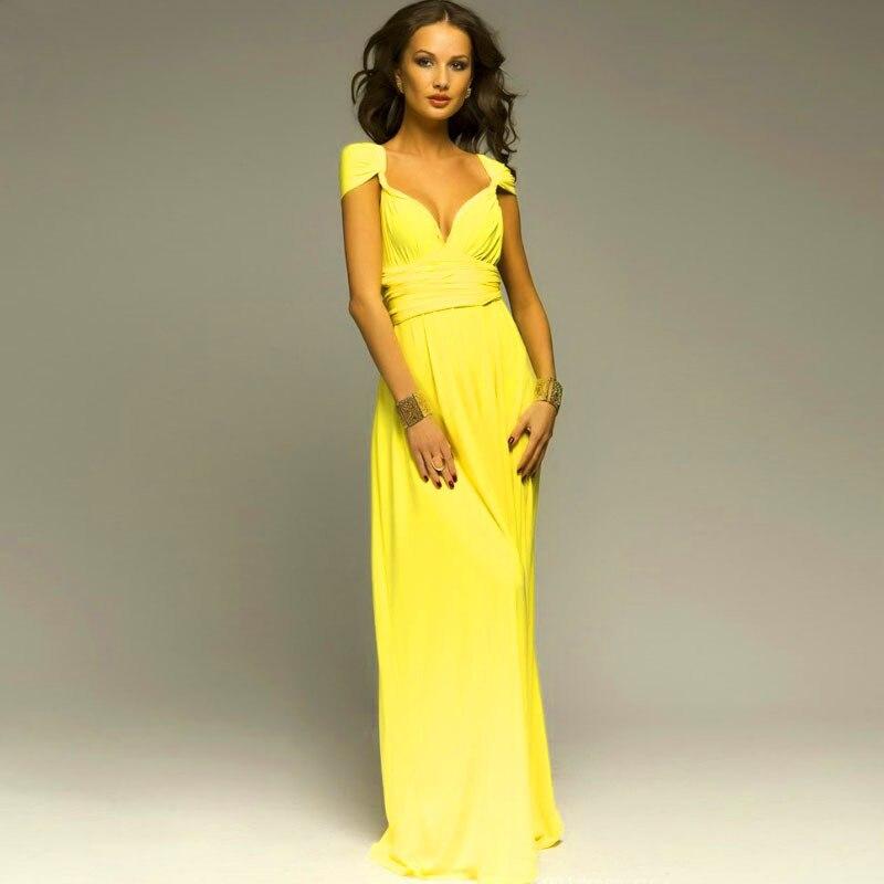 Women Maxi Club Dress 1