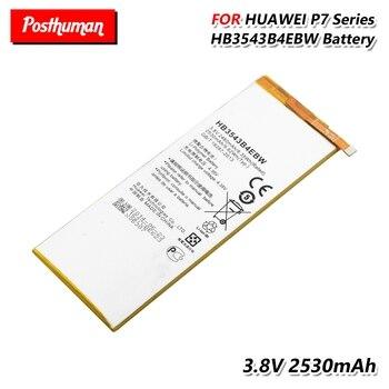 Original HB3543B4EBW de la batería del teléfono para Huawei Ascend P7 L07  L09 L00 L10 L05 L11 2460