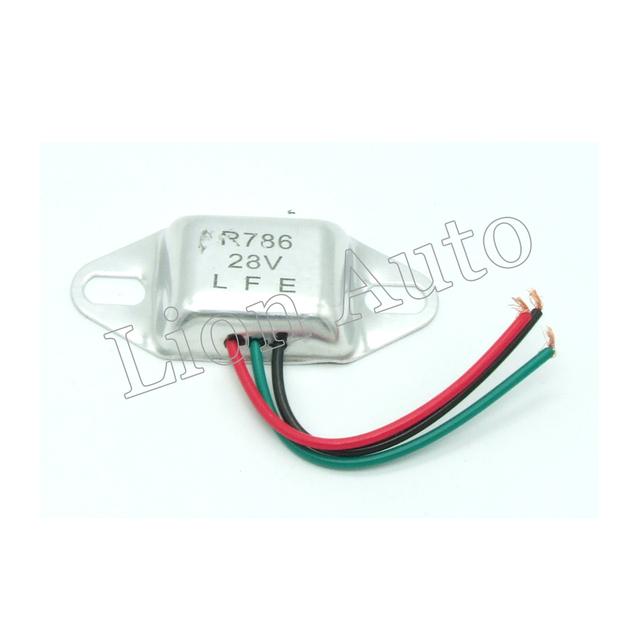 Alternador Regulador de Voltaje Para El PAÍS ESPECÍFICO Alternadores IR786