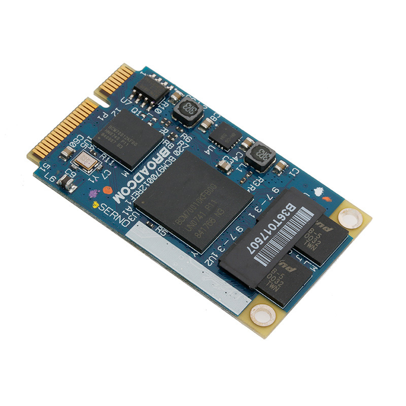 BCM970012 BCM70012 HD Decoder AW-VD904 Mini PCIE Card For APPLE TV For Netbooks