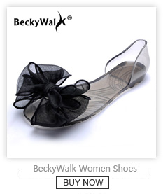HTB1ZzFSKASWBuNjSszdq6zeSpXak Women Flat Sandals Beach Jelly Shoes Woman Summer Bowtie Outdoor Slippers Slip On Sandalias Women Shoes Big Size 35-40 WSH2336