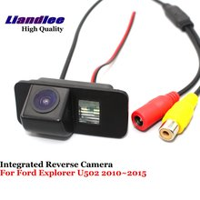 цена на Liandlee For Ford Explorer U502 2010~2015 Car Rear View Backup Parking Camera Rearview Reverse Camera / SONY CCD HD Integrated
