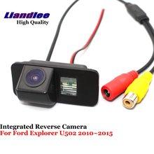 цена Liandlee For Ford Explorer U502 2010~2015 Car Rear View Backup Parking Camera Rearview Reverse Camera / SONY CCD HD Integrated онлайн в 2017 году