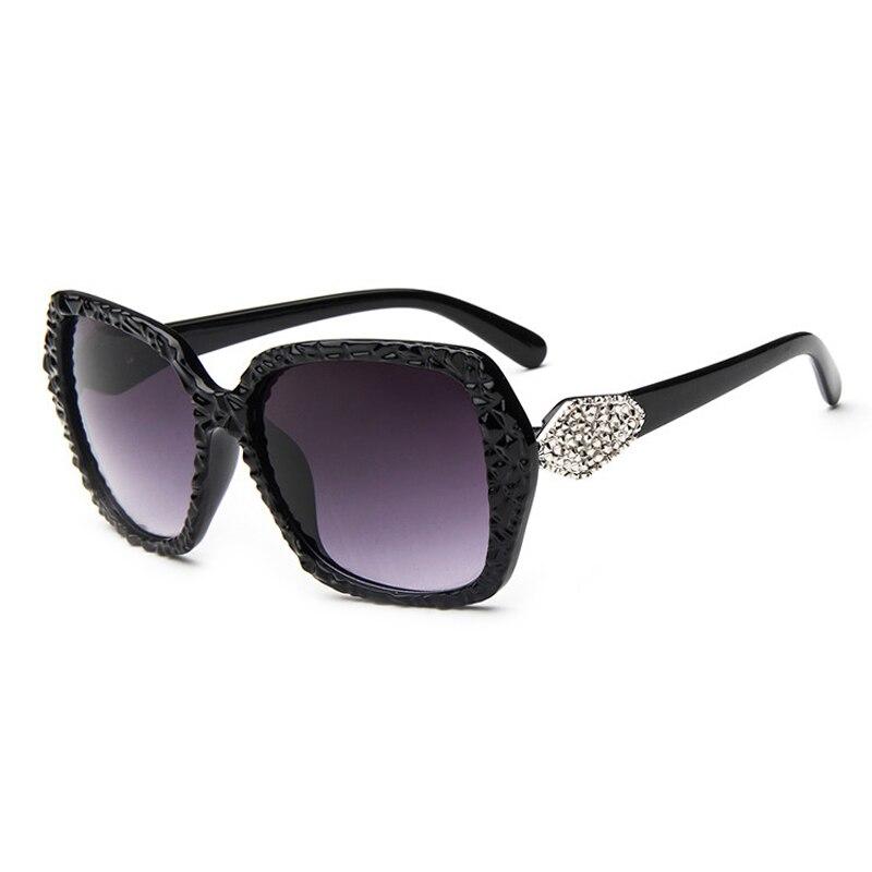 b8026a7edc745 2017 moda Gafas de sol del ojo del gato de las mujeres Gafas de sol marca  Gafas de Sol Espejo Gafas gafas de sol oculos de sol feminino A2