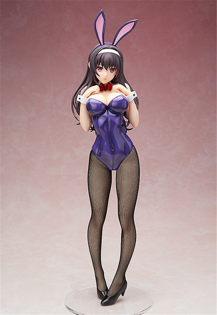 Anime FREEing Eriri Spencer Sawamura Bunny Ver 1//4 Scale PVC Figure No Box 40cm