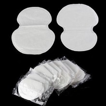 Top Sale Underarm Dress Clothing Armpit Care Sweat Scent Perspiration Pad Shield Absorbing Deodorant Antiperspirant 10Pcs/set
