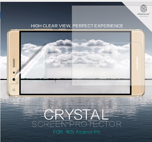 Image 4 - 2 pcs/lot screen protector for Huawei Ascend P9 NILLKIN Crystal Super clear protective film with retailed package-in Phone Screen Protectors from Cellphones & Telecommunications on