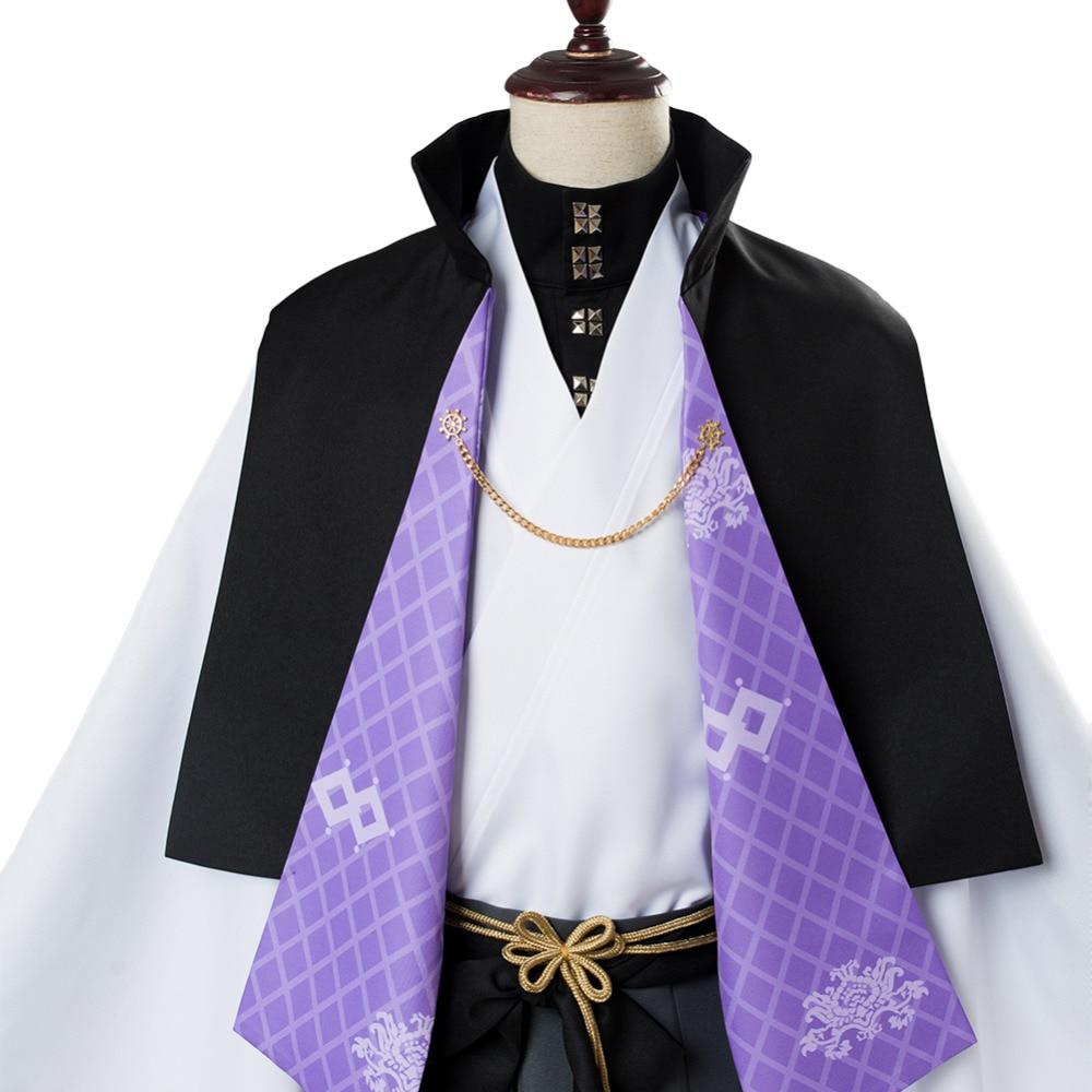 Division Rap Battle Fling Posse Yumeno Gentarou Phantom Adult Cosplay Costume