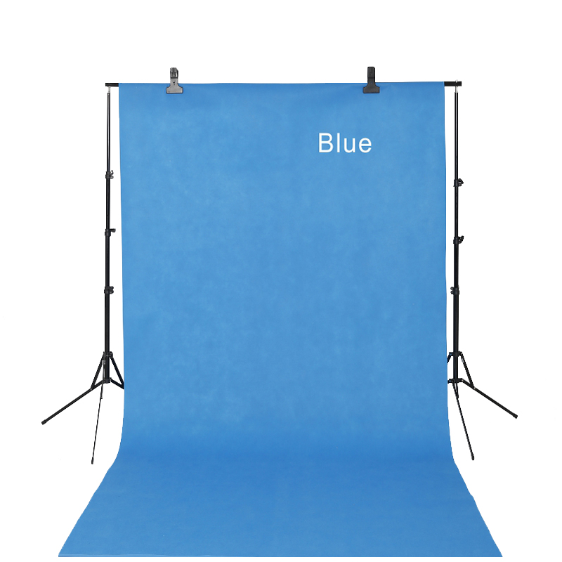 Falcon Eyes 3x6m 10x20ft Studio Photo Background Muslin Green Blue Backdrop Screen Cotton Chroma Key For Film Video Lighting in Photo Studio Accessories from Consumer Electronics