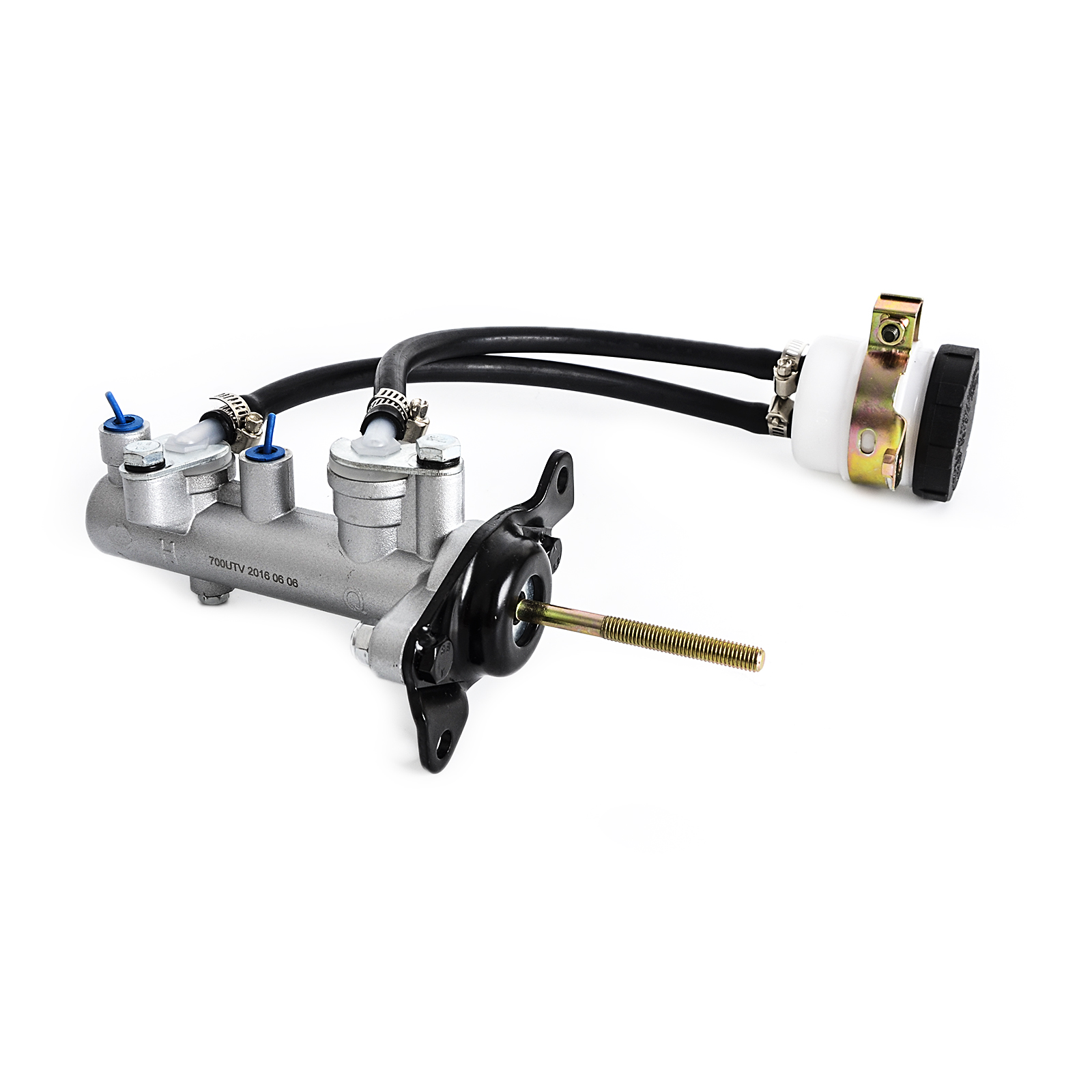 Motorcycle Brake Master Cylinder Pump For HiSUN 400 500 700 <font><b>800</b></font> <font><b>UTV</b></font> MASSIMO SUPERMACH Brake Master Cylinder image