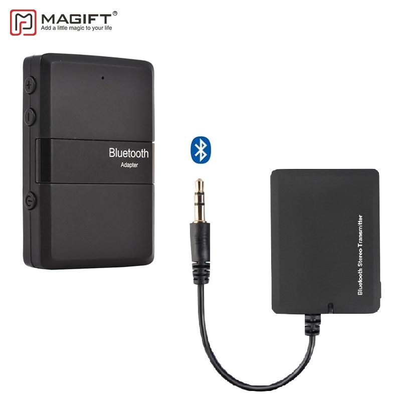 Magift Bluetooth Transmitter Kit Wireless Bluetooth Receiver and Transmitter Adapter CSR APTX AUX For HIFI Speaker Headset TV