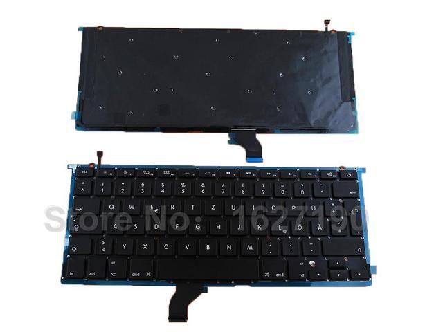 Grdeutsch Tastatur Laptop Für Apple Macbook Pro A1502 Schwarz Mit