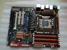 original motherboard for ASUS P6T Deluxe LGA 1366 DDR3 24GB USB2.0 Core i7 CPU X58 Desktop motherborad  Free shipping