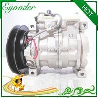 A/C AC Klimaanlage Kompressor Kühlung Pumpe 10S13C für Kämpfer FK61 FK61F FK61R 447190 3470 MK447458 ME749422 ME749597 Ventilatoren und Sets    -