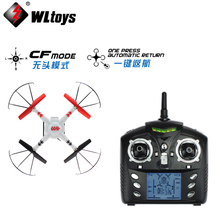 1set WLtoys V686 V686G V686K V686J 2 4GHz 4CH Dron Professional Drones CF MODE RC Quadcopter