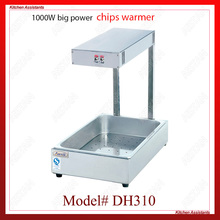 DH310 Electric desktop Hot salad pizza Potato Chips Warmer Display showcase for Commercial use цена и фото