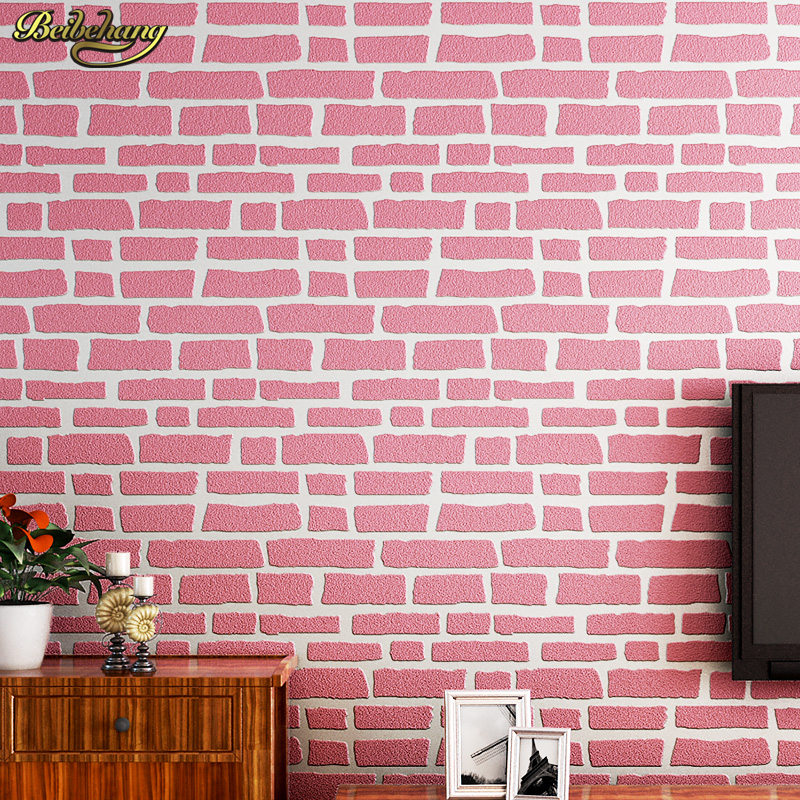 beibehang Simple fashion modern imitation brick 3D 3D relief non wovens wallpaper living room bedroom background wall christian cross 3d model relief figure stl format religion 3d model relief for cnc in stl file format