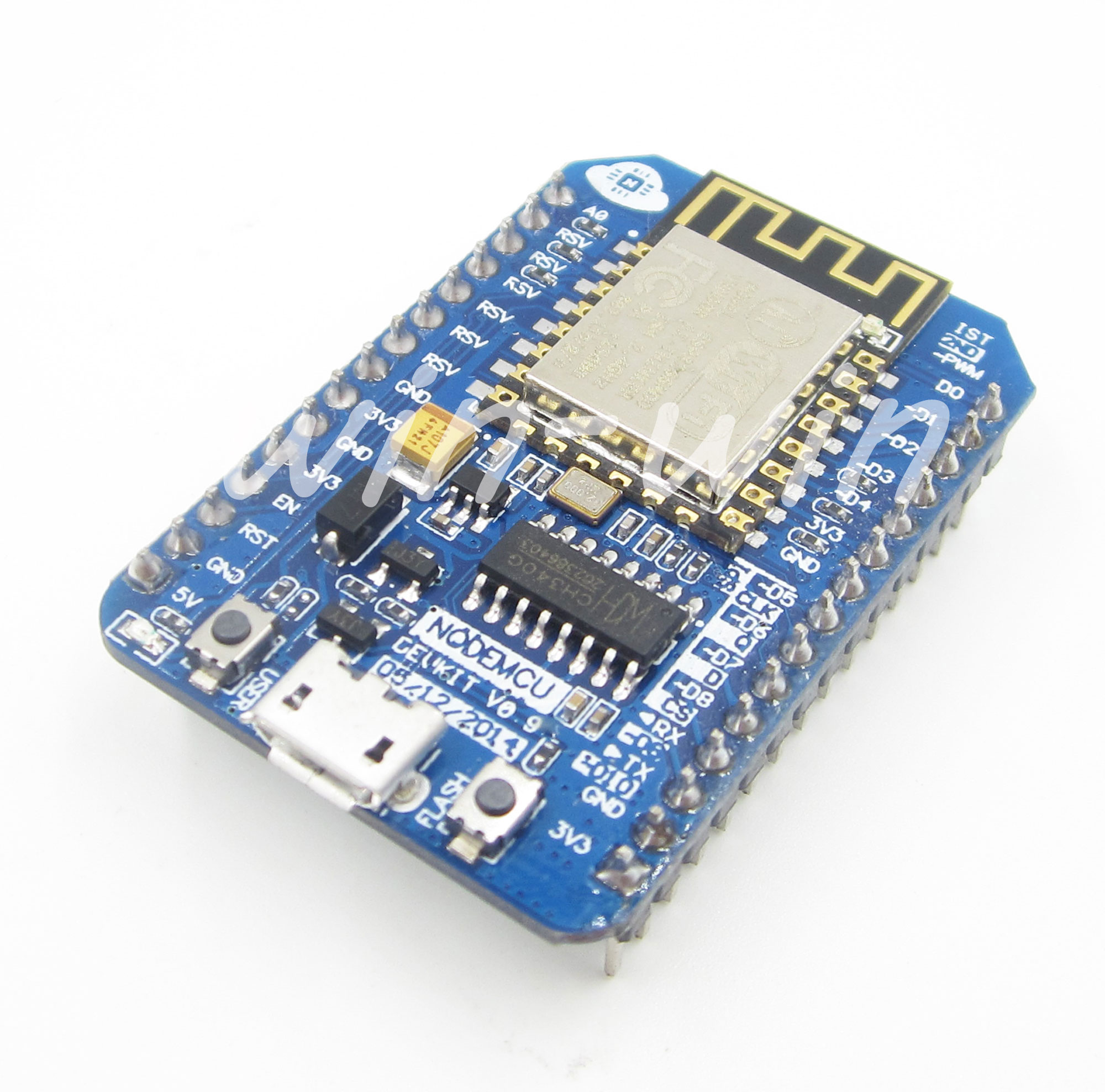NodeMcu Lua ESP8266 CH340 WIFI Internet Development Board Module