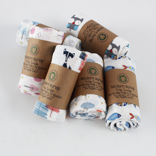 3pcs/box Boy Girls Baby Swaddles Soft Newborn Blankets Washable Premium Reusable Nappy Diapers Wipes Bath Cloth Towel Blanket