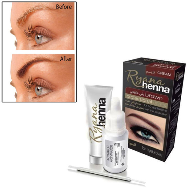 Aliexpress Com Buy 28 Days Long Last Natural Eyebrow Tinting Ryana