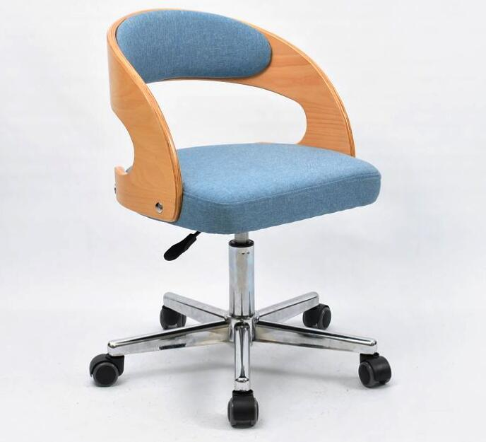 Купить с кэшбэком Home office study book desk chair individual swivel chair modern contracted.002
