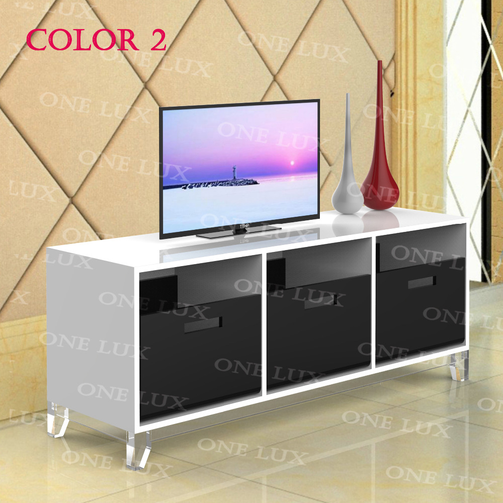Merveilleux Acrylic TV Stand Table,Luite Cabinet With Removable Trays,Perspex Living  Room Side Wall Corner Tables In TV Stands From Furniture On Aliexpress.com  ...
