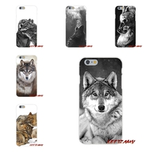 Classic Cool Wolf Hipster Print For Samsung Galaxy A3 A5 A7 J1 J2 J3 J5 J7 2015 2016 2017 Accessories Phone Cases Covers