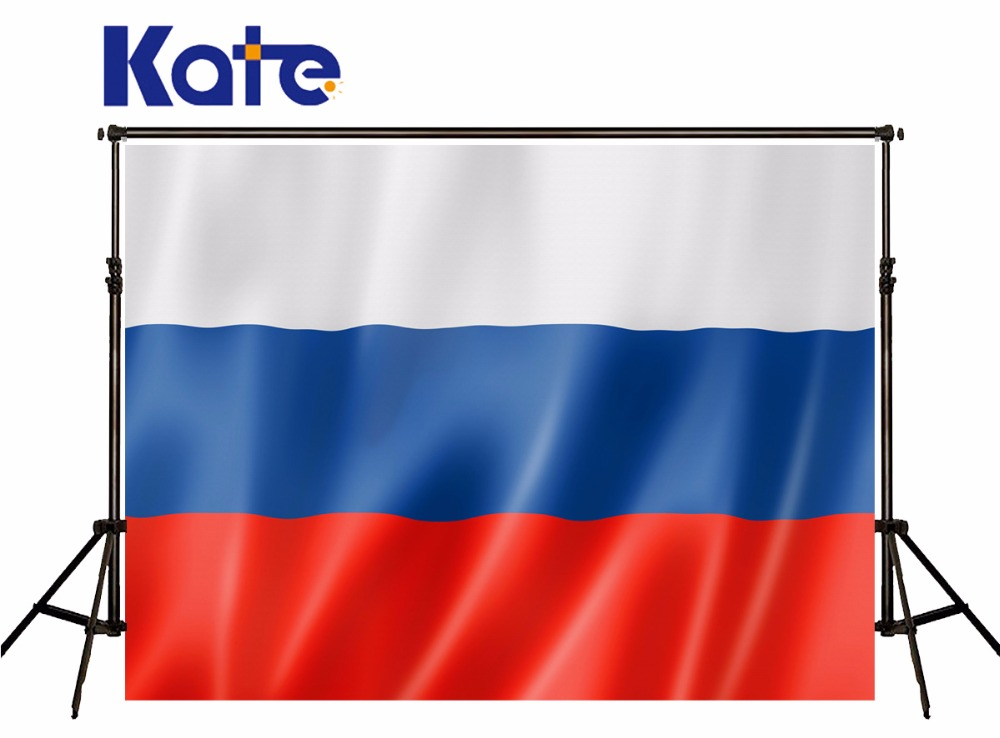 Kate Russian Flag Backdrops Photography Simple Photographic Backgrounds Camera Fotografica for Children Photo Studio