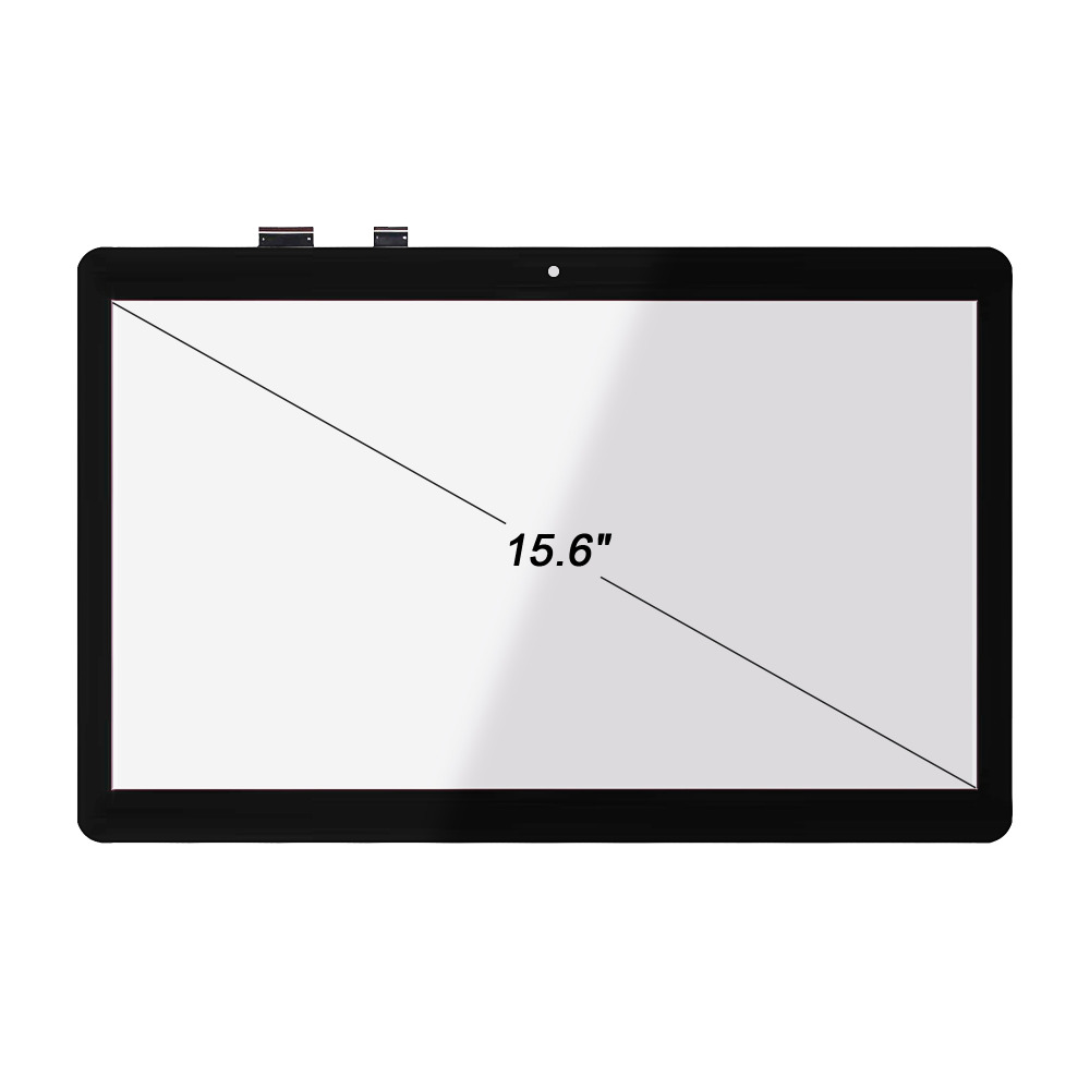 15.6 Touch Screen Digitizer Glass Replacement for Asus Transformer Book TP501 TP501U TP501UA TP501UB TP501UQ TP501UAM Series black full lcd display touch screen digitizer replacement for asus transformer book t100h free shipping