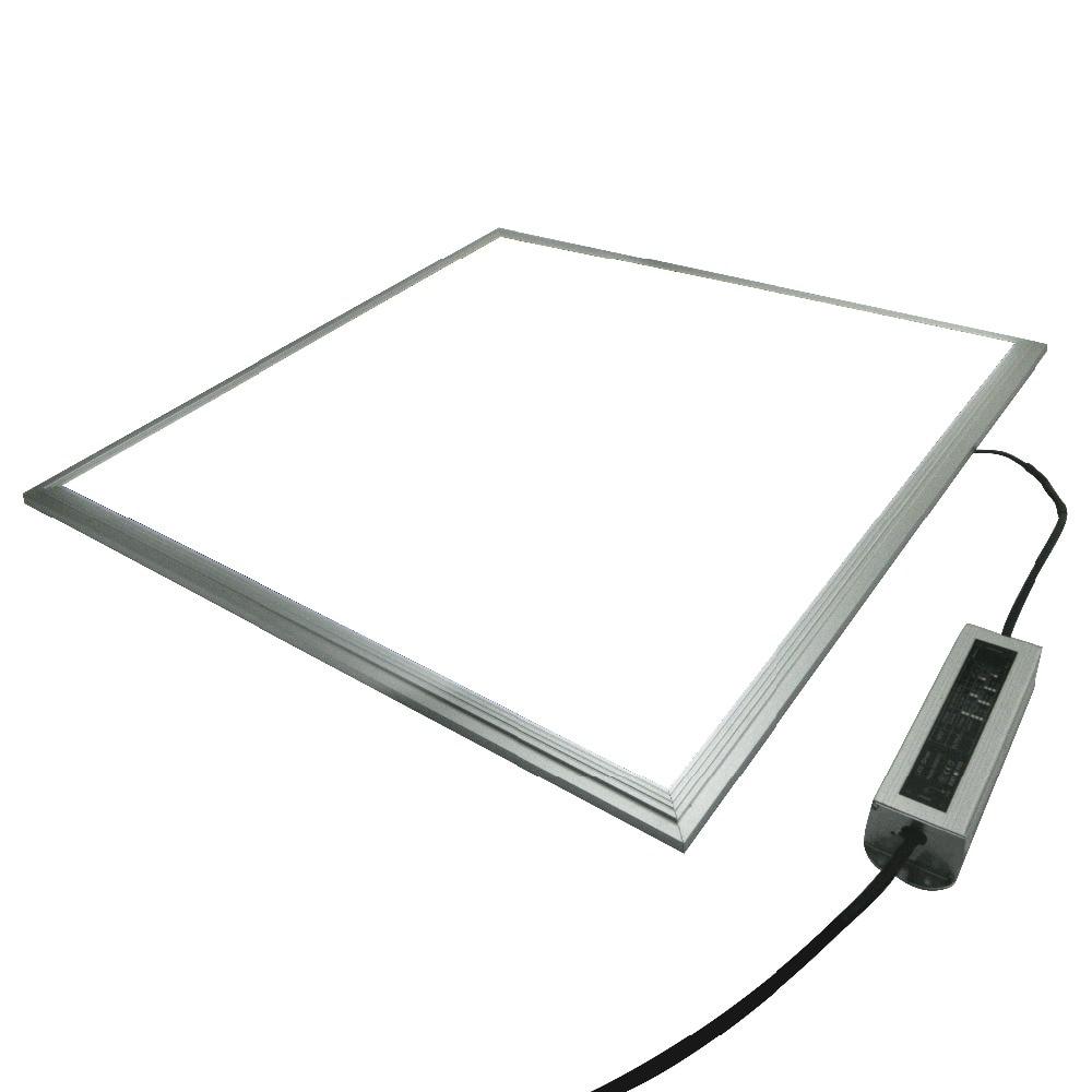 High quality with cheap price led panel light 36w 600x600 ac85 265v - 6pcs Lot 2x2 Led Panel 600x600 Ultra Thin 36w 60x60 Ceiling Led Panel Light Ac110v