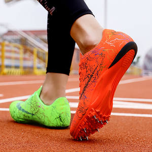 Sneakers Spike-Shoes Track Field Training And Men 35-45 Race-Jumping Professional Women