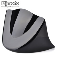 BJMOTO Gloss Black Motorcycle Lower Front Chin Air Dam Spoiler Fairing Cover Guard For Harley Dyna