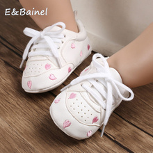 E&Bainel Baby Shoes Newborn Boys Girl First Walkers Infant T
