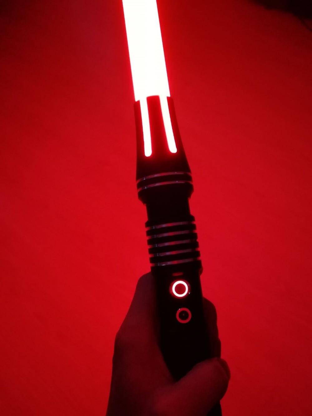 11 couleurs Sabre Laser Garçon Gril Jouet Clignotant Épée RGB Épée Cosplay Intéressant Étoiles Laser Émettant Créatives En Plein Air jouet pour enfant - 6