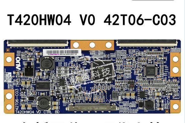 T420HW04 V0 42T06-C03 T-con tablero de lógica PARA PANTALLA LT42729F LT42876FHD