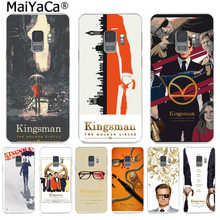 MaiYaCa Kingsman The Golden Circle Ultra Thin Soft TPU Case cover for Samsung S9 S9 plus S5 S6 S6edge S6plus S7 S7edge S8 S8plus(China)