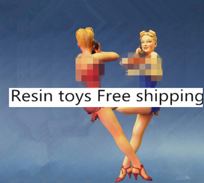 pre order-Resin toys L1207 120mm Nose Art Series #6 Memphis Belle   Free shipping