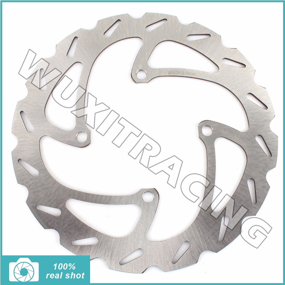 BIKINGBOY 250mm 2004 2005 2006 Motorcycle New Front Brake Disc Rotor for SUZUKI RMZ 250 RMZ250 04 05 06