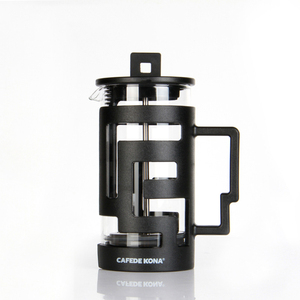 Image 4 - Cafetiere French Press Coffee Maker 350ML 800ML Percolators Coffee Maker Coffee Pot With Food Grade Glass wall Give a Spoon