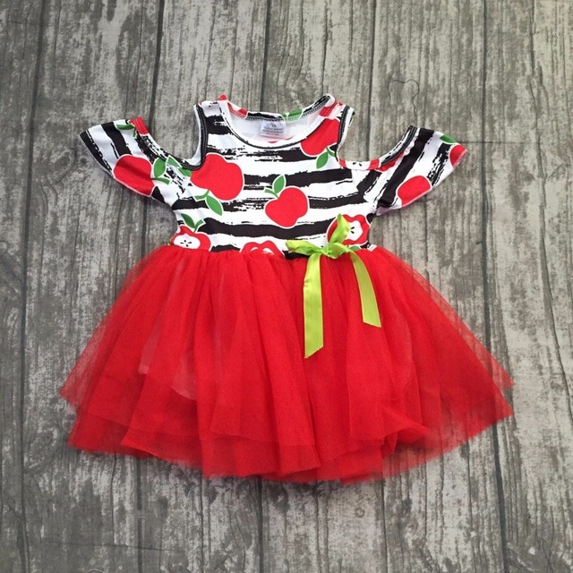 127781ce6 baby girls summer chiffon dress girls back to school dress kids ...