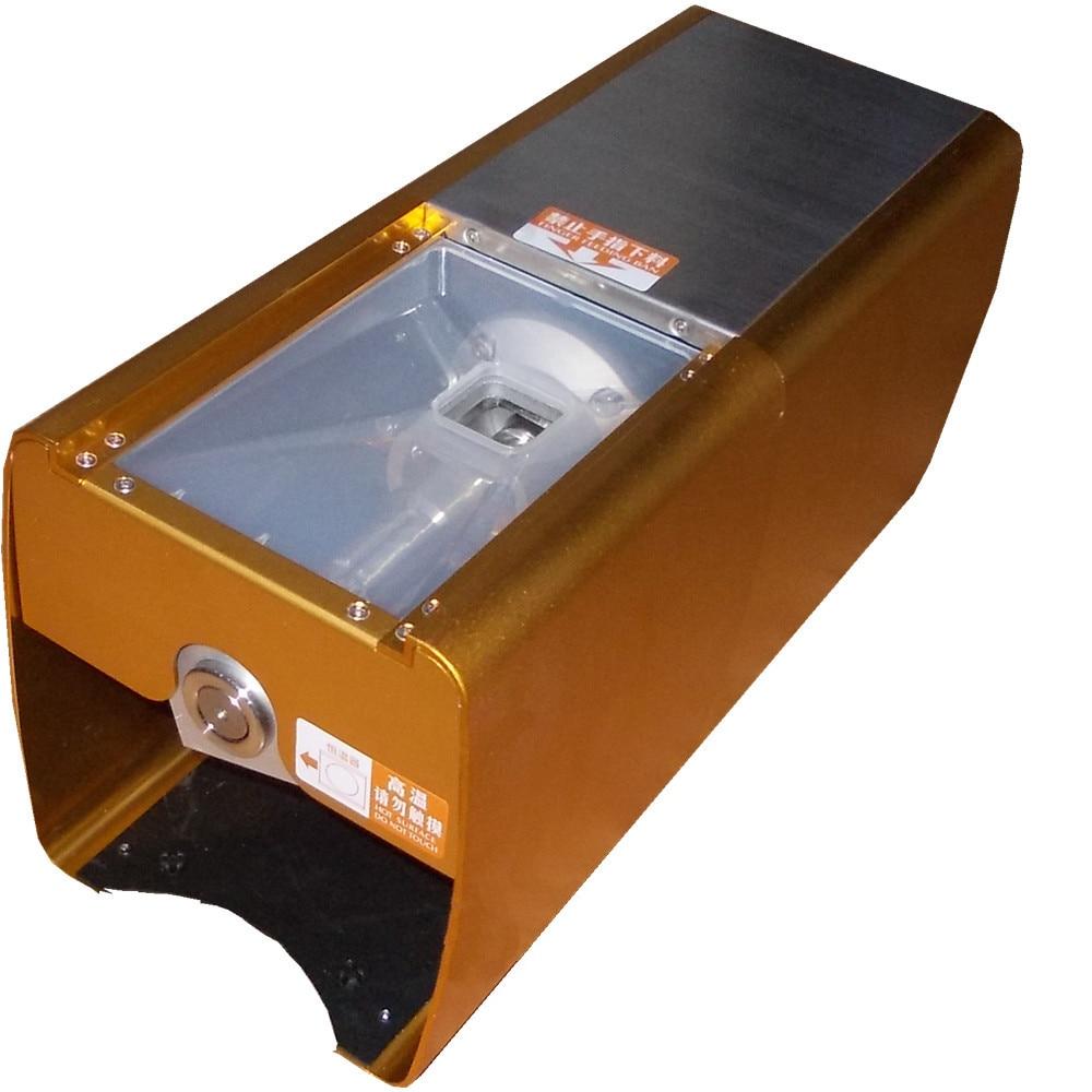 Mini Household Oil Press Machine 200W 110V 220V Automatic Oil Presser for Peanuts, Sesame, Nuts, Corn, Vegetable Seeds