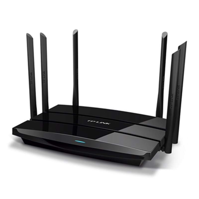 TP-LINK TL-WDR7500 V6.0 Archer C7 Gigabit Wireless Wifi Router 1750Mbps 11AC Dual Band TP Link WDR7500 Roteador WI-FI Repeater english firmware tp link tl wr1043nd 450mbps 802 11n g b gigabit wireless wifi router wi fi extender 3 5dbi antenna 1 usb port