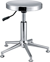 Stainless steel rotary bar chair lift bar stool