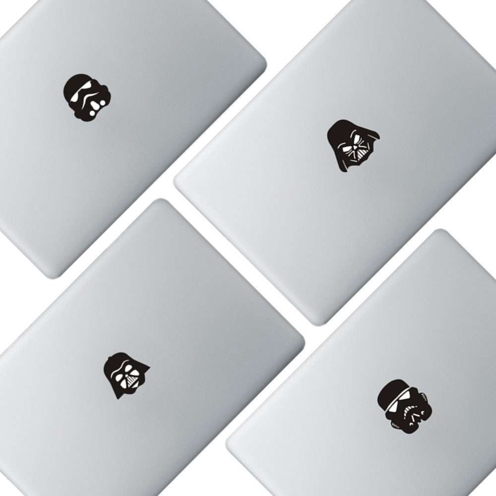 Star Wars Darth Vader Storm Trooper Laptop Skin Sticker Decal For Macbook Air Pro Retina 13 11 15 12 inch Vinyl Notebook Sticker