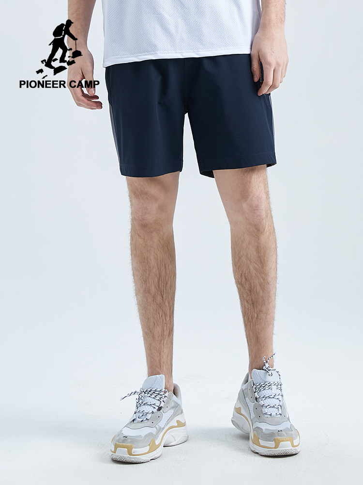 Pioneer Camp Summer Shorts Men Fashion Brand Boardshorts Breathable Male Casual Shorts Comfortable Fitness Shorts ADK902162