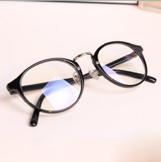 silhouette glasses frames women brand top round box glasses new 2015
