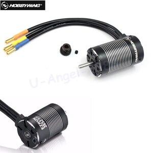 Image 1 - Hobbywing EZRUN 3652 G2 موتور 5400KV /4000KV/3300KV فرش السيارات سرعة المراقب المالي لسيارة 1/10