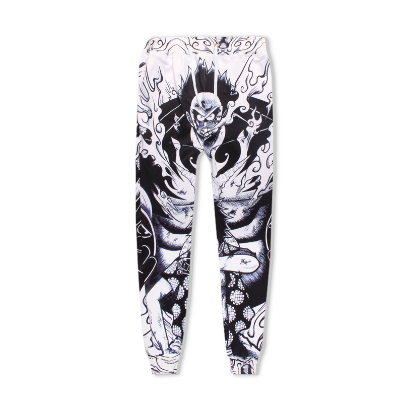 Qinf New Cartoon Fashion A Black-And-White Striped Cat Mens Beach Pants Casual Shorts For Man