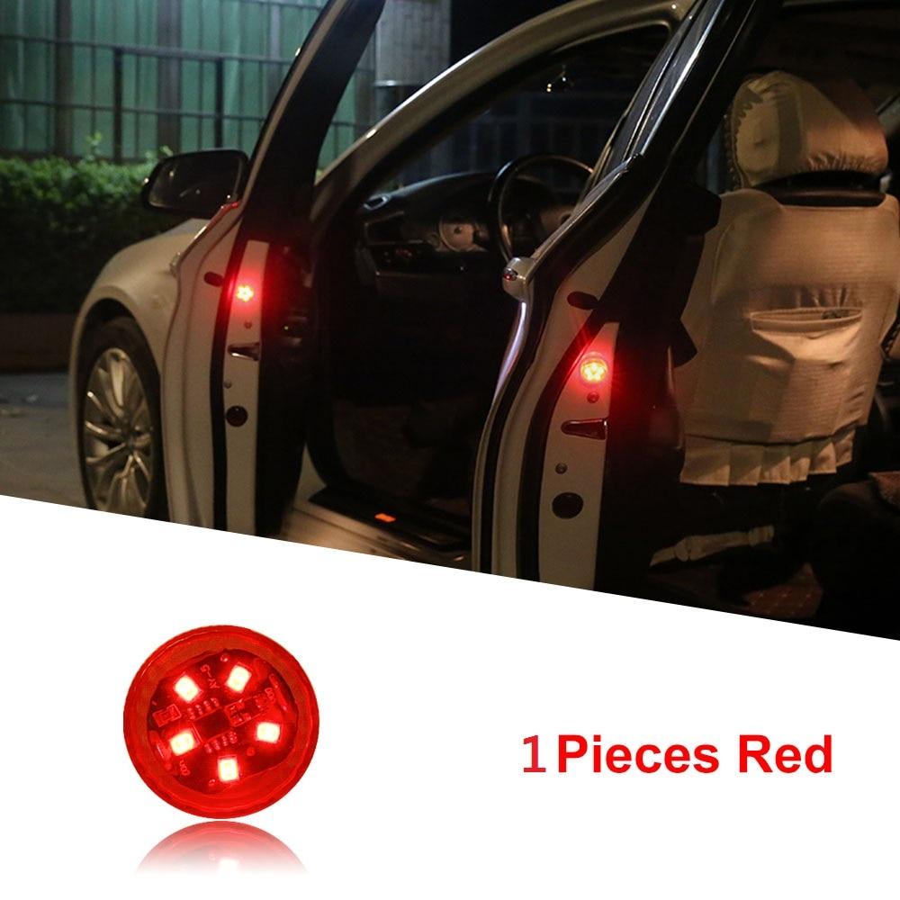 Red x 1 Lights