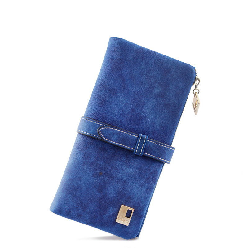 Women s Purse Handbags 2018 Brand Women s Long Wallet Korean Version Frosted Wallet Student Wallet And Purse Lady Clutches